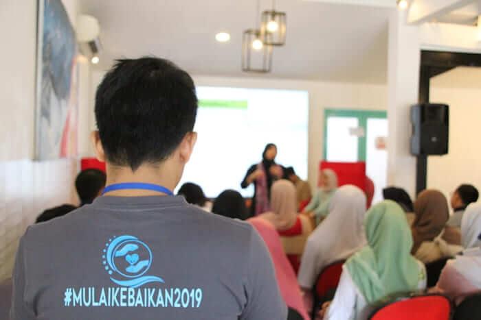 Berbeda Komunitas, Bersama dalam Kolaborasi Donasi, Bersatu pada Gerakan #MulaiKebaikan2019