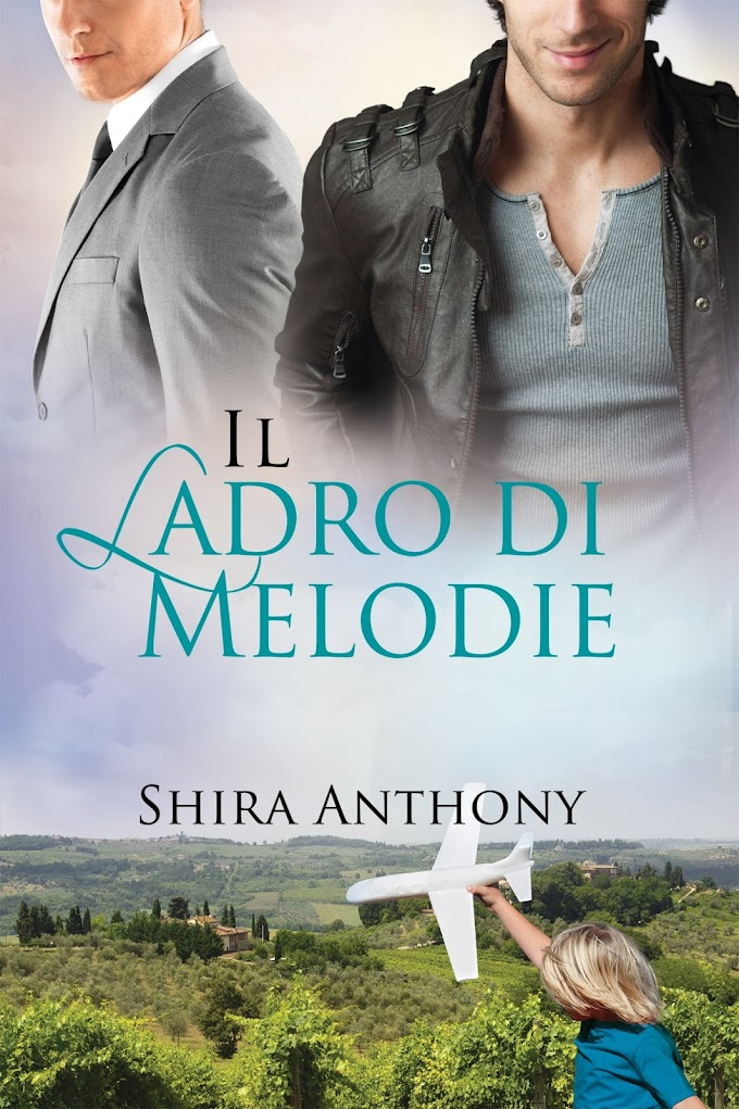 "Recensione: ""Il ladro di melodie"" (Serie Blue Notes #2) di Shira Anthony"