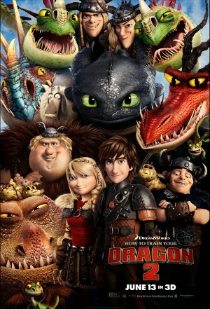 Daves Movie Site Movie Review How To Train Your Dragon 2