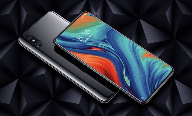 XIAOMI LAUNCHES FLAGSHIPS MI MIX 3 5G