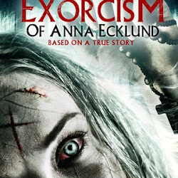 Poster The exorcism of Anna Ecklund 2016