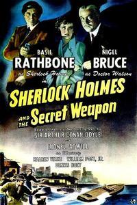 Watch Sherlock Holmes and the Secret Weapon Online Free in HD