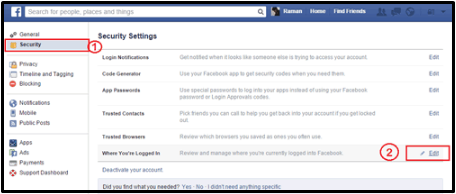 How to Logout of Facebook Messenger