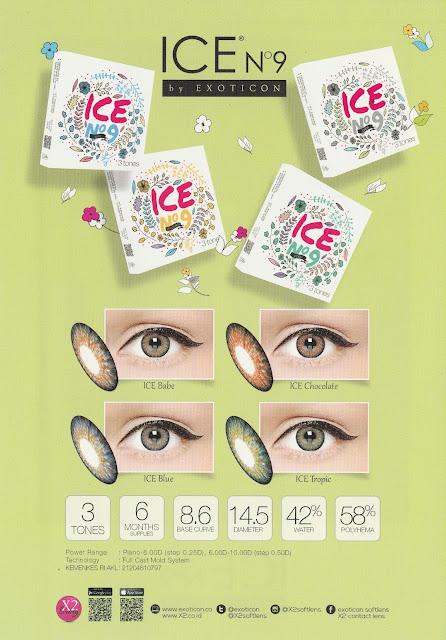Softlens Ice N9