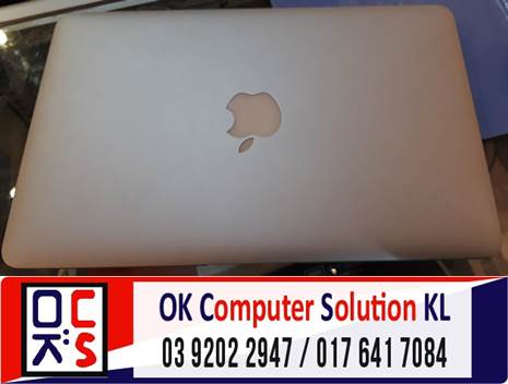 [SOLVED] MASALAH CANNOT ON MACBOOK AIR | REPAIR LAPTOP CHERAS 1