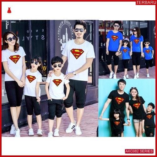 AKC082K236 Kaos Couple Anak Anak 082K236 Keluarga BMGShop