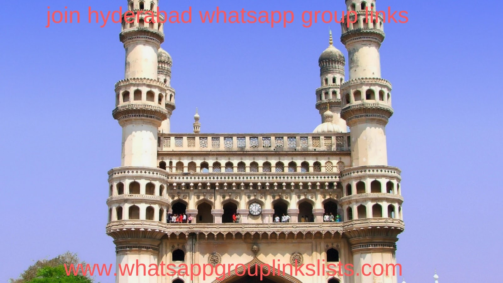 Join Hyderabad Whatsapp Group Links List