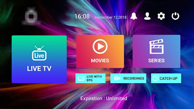 Code ACTIVATION IPTV SMARTERS HD/SD Channels list unlimited 29-1-2019