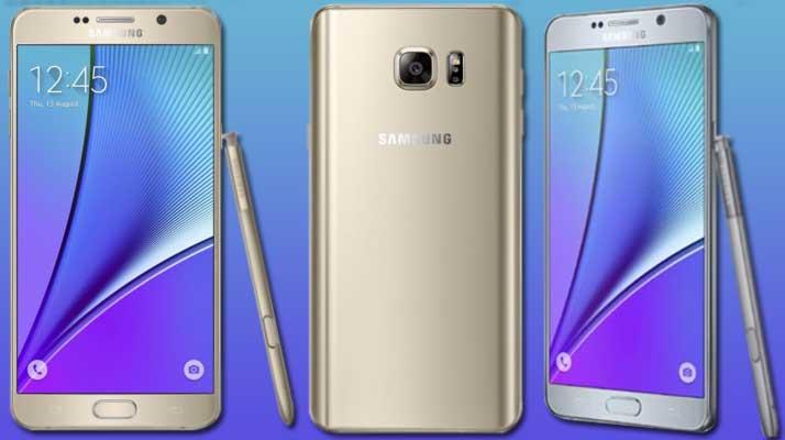 Ulasan Spesifikasi dan Harga Samsung Galaxy Note 5 Terbaru