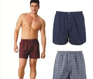 Tips Memilih Celana Boxer