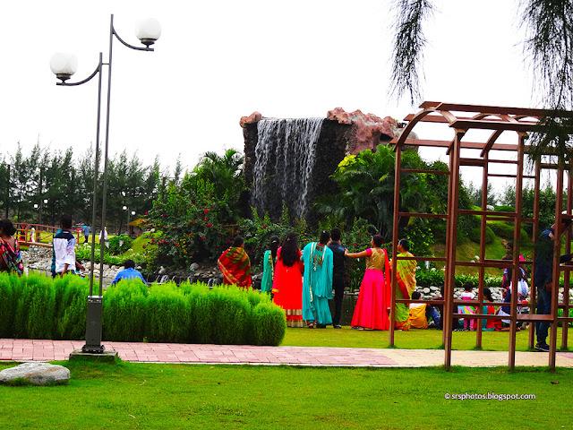 Roaming around Eco Tourism Park, Kolkata