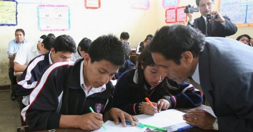 MINEDU publican norma que modifica Ley de Reforma Magisterial (LEY Nº 30541) www.minedu.gob.pe