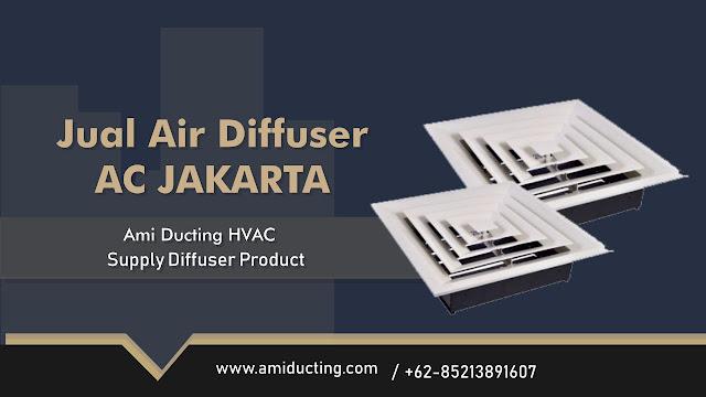 Jual Air Diffuser AC di Jakarta