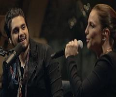 Luan Santana e Iveta Sangalo fazem parceria em Estaca Zero
