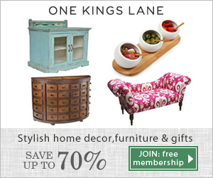 SimpleRNA One Kings Lane's Creative Ads For Home Décor Furniture