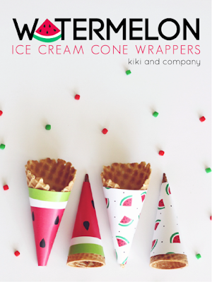 http://www.the36thavenue.com/free-printables-ice-cream-cone-wrappers/
