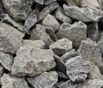 Elongated and sharp edge aggregate may be crushed while concrete compaction