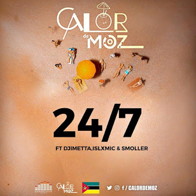 Luar Feat. DJimetta ,Islvmiv & Smoller - 24/7