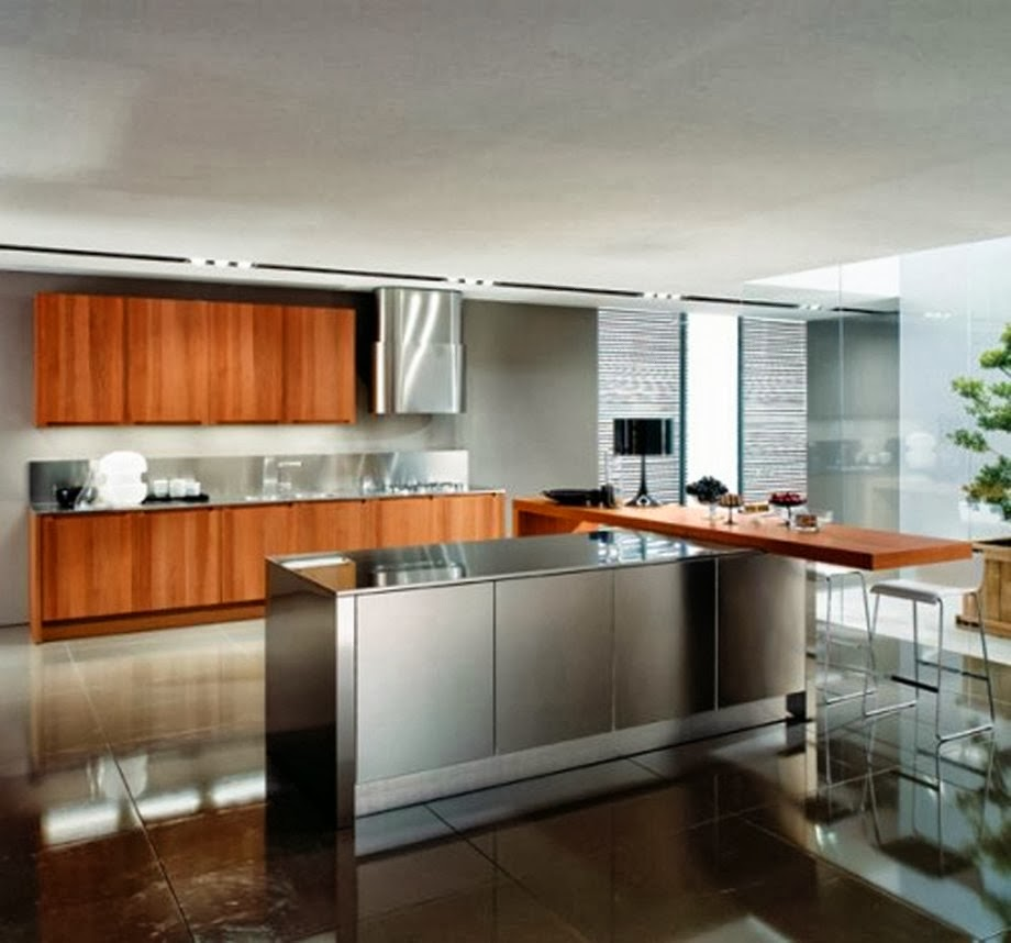 Bali Kitchen Set Kitchen And Living Space Interior