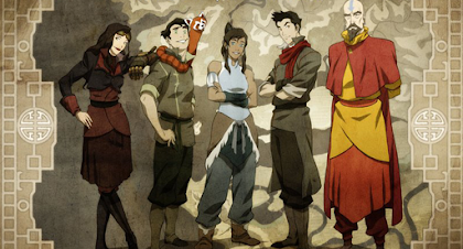 Todos os Episódios do Avatar A Lenda de Korra Livro 3 Dublado e Legendado Online