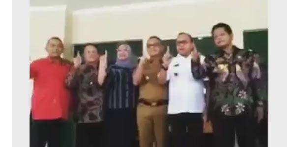 Anies Diperiksa Bawaslu, Video Kepala Daerah di Sulbar Dukung Jokowi Viral