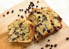 tranches de banana bread