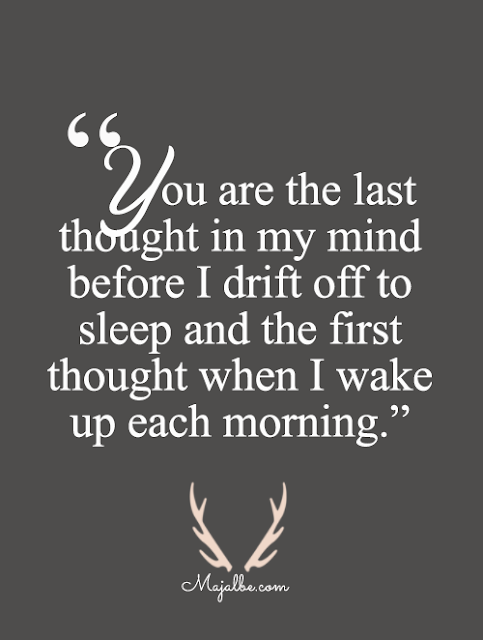 Last In My Mind Love Quotes