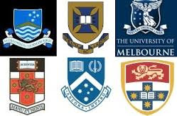 Top 25 Universities in Australia 2016