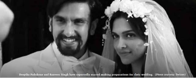 Deepika Padukone-Ranveer Singh Are Set to Tie the Knot by Year-End