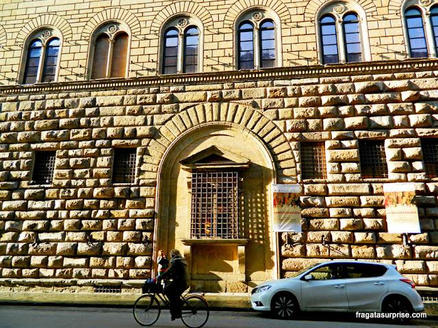 Florença (Firenze), Itália. Palazzo Medici-Ricardi