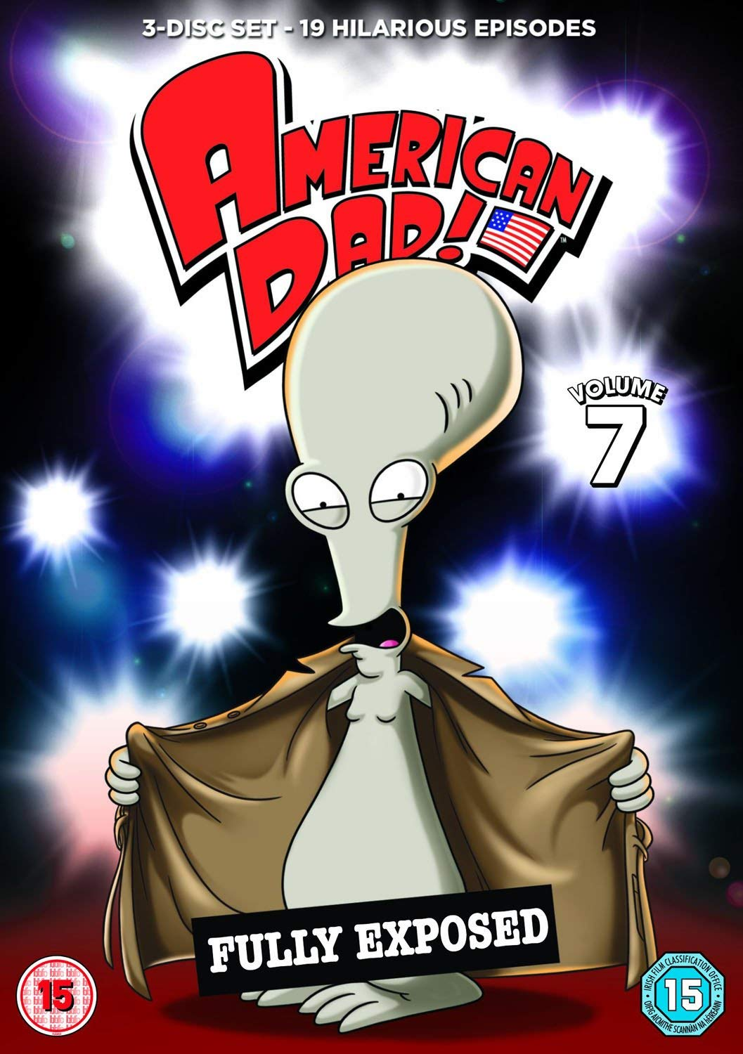 American Dad Temporada 7 Latino