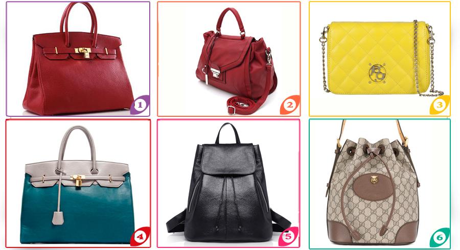 ¿Sabes lo que revela tu bolso sobre tu  personalidad?