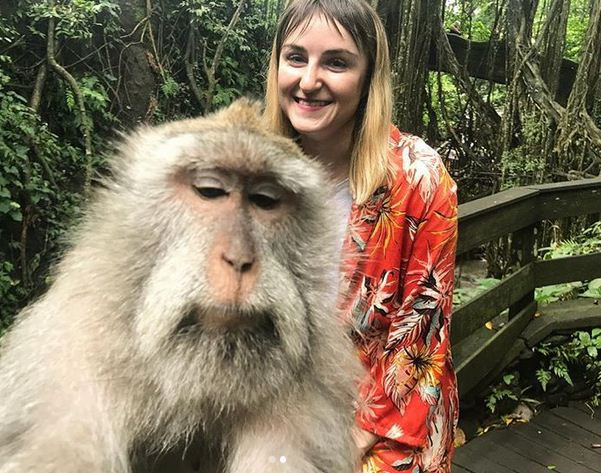 Objek Wisata Sangeh Monkey Forest di Abiansemal Badung Bali Terbaru