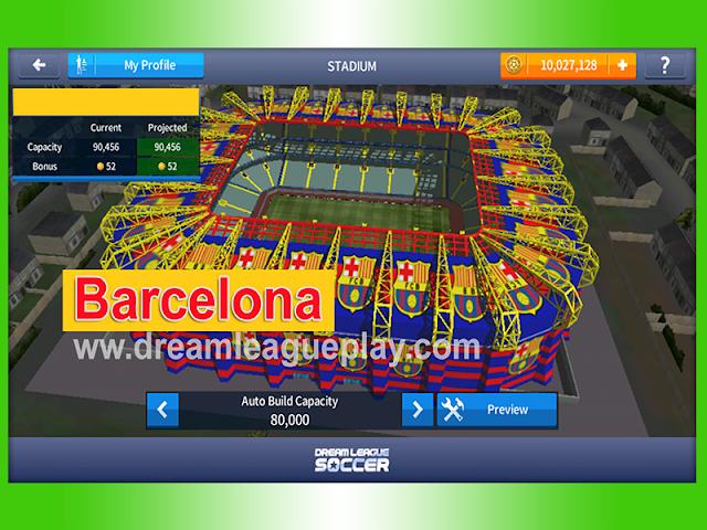 Cara Modifikasi Stadion Dream League Soccer 2017/2018 Agar Terlihat Keren