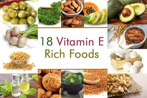 Vitamin E - Thần dược của sắc đẹp