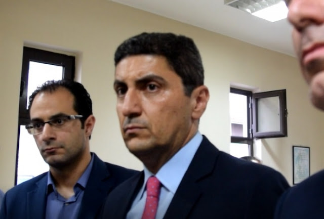 Λ. Αυγενάκης από την Τρίπολη: Φαίνεται μέχρι τώρα ότι ο κ. Τατούλης δεν συμβαδίζει με την ΝΔ (βίντεο)