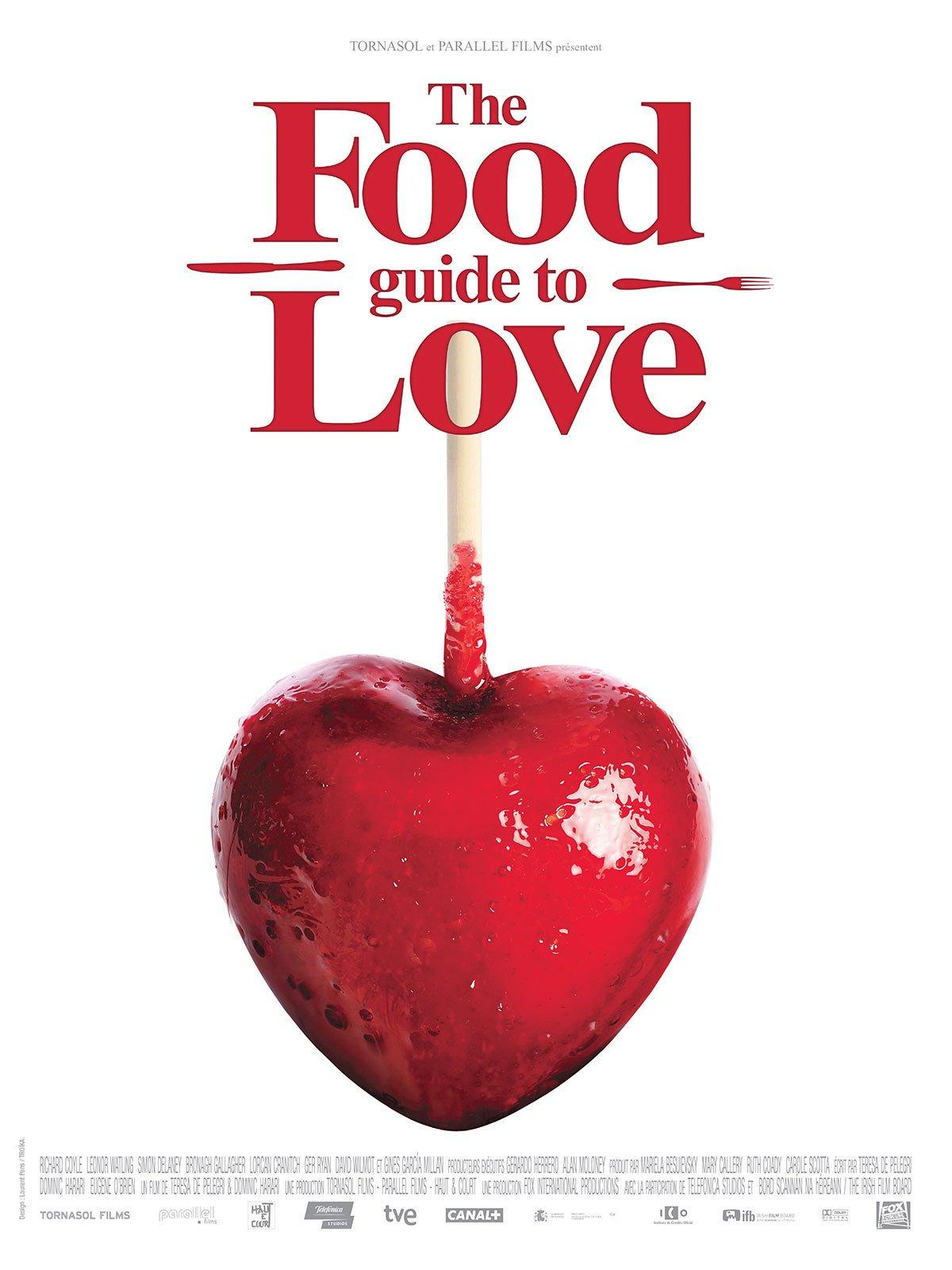 The Food Guide To Love 2013