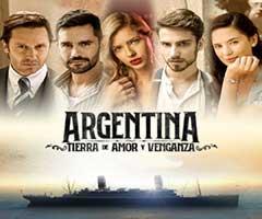 Ver telenovela argentina tierra de amor y venganza capítulo 167 completo online