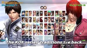 The King Of Fighter XIV Game Free Download