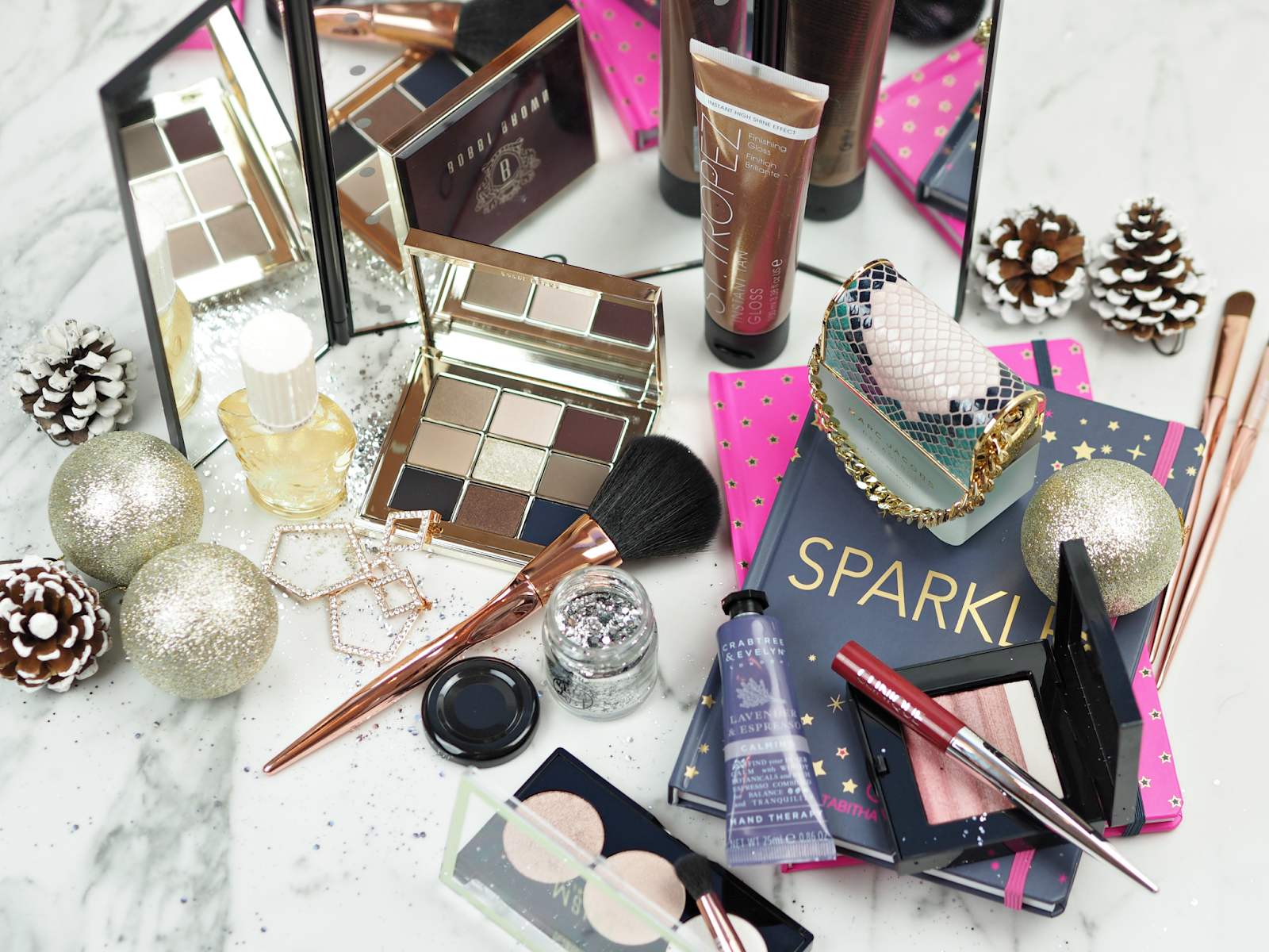 Get Your Sparkle On: Nine Of The Best Beauty Treats To Get You Party Ready
