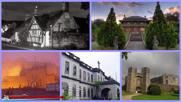 Inilah Lima Kastil Bersejarah yang Paling Berhantu di Dunia Inilah Lima Kastil Bersejarah yang Paling Berhantu di Dunia