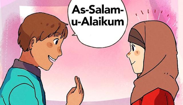 Cara Menyapa dalam Islam