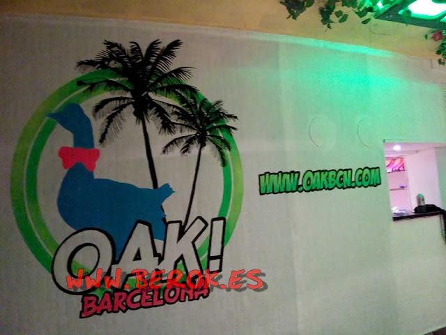 Logo Oakbcn