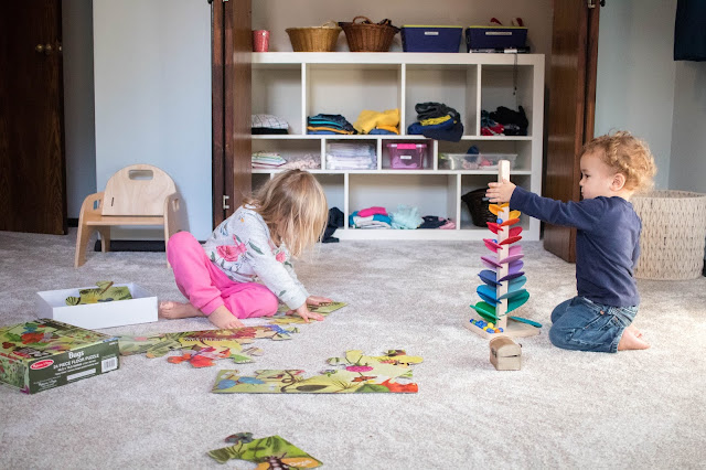 6 strategies we use in our Montessori home to manage sibling conflict