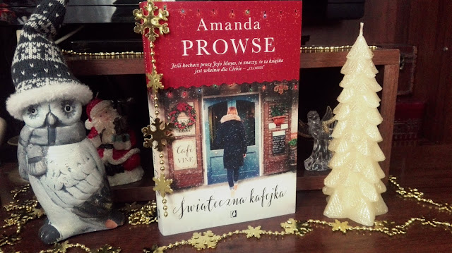 Amanda Prowse - Świąteczna kafejka