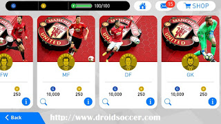 PES Mobile 2018 Mod MU v3.8 by Minimumpatch Apk + Obb