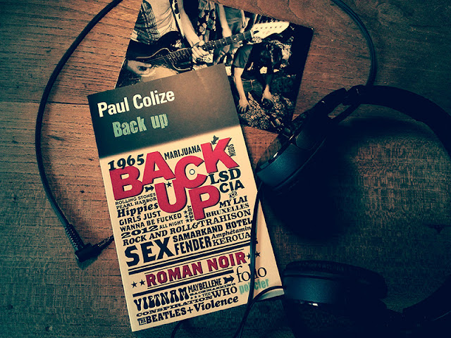 "Photo de ""Back Up"" de Paul Colize"