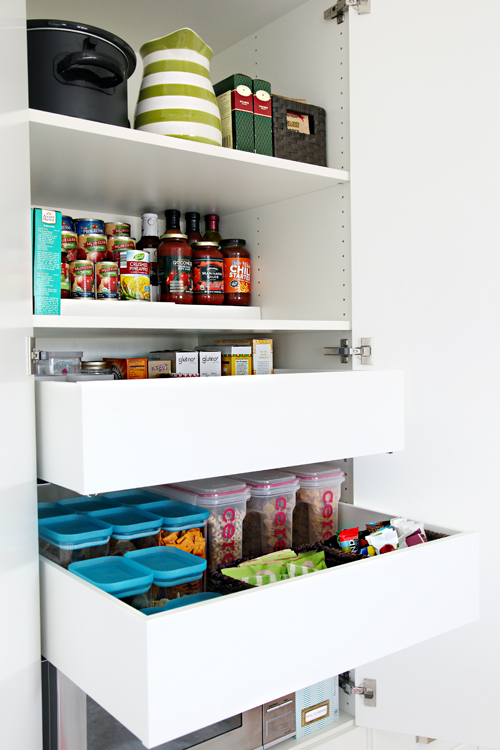 IHeart Kitchen Reno: An Organized Pantry