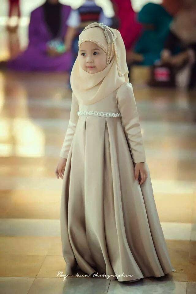 Infojelita: 25 Design Baju Raya Budak Perempuan & Para Ibu ...