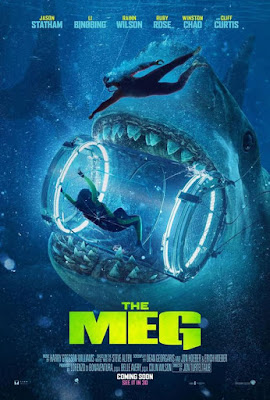 The Meg 2018 HDRip 480p 720p 1080p Dual Audio [Hindi + English] x264 Full Movie Download